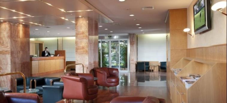 Hotel Raffaello: Lobby MILANO