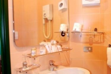 Hotel Oleggio Malpensa: Bagno MILANO