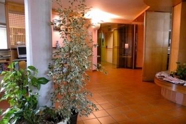 Hotel Oleggio Malpensa: Lobby MILANO