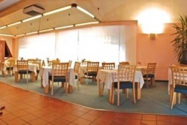 Hotel Oleggio Malpensa: Ristorante MILANO