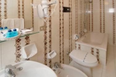 Hotel Bernina: Bagno MILANO