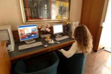 Hotel Bernina: Internet Point MILANO