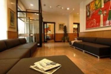 Hotel Bernina: Lounge MILANO
