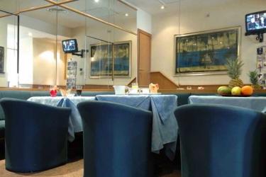 Hotel Bernina: Ristorante MILANO