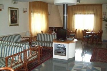 Hotel Redebora: Hall MILAZZO - MESINA