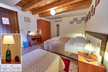 Hotel B&b La Suite: Chambre Double MILAZZO - MESSINA