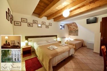 Hotel B&b La Suite: Chambre Triple MILAZZO - MESSINA