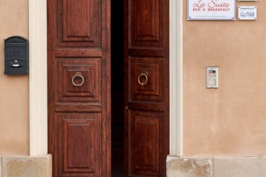 Hotel B&b La Suite: Entrée MILAZZO - MESSINA