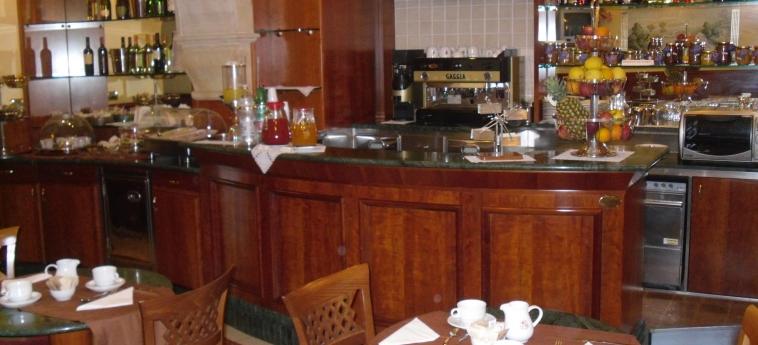 Hotel Garibaldi: Bar MILAZZO - MESSINA