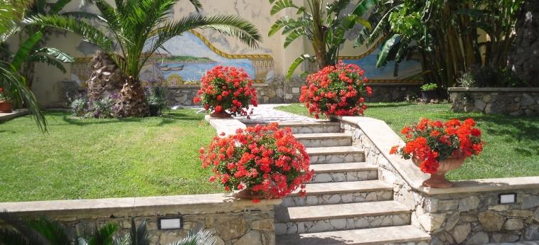 Hotel Garibaldi: Dettagli Strutturali MILAZZO - MESSINA