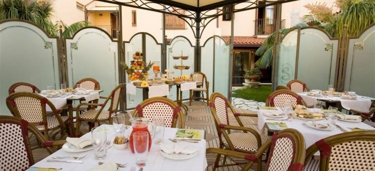 Hotel Garibaldi: Gazebo MILAZZO - MESSINA