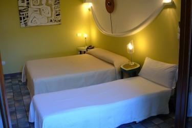 Hotel Esperia: Camera Tripla MILAZZO - MESSINA