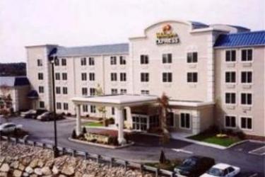 Hotel Holiday Inn Express Milford: Exterior MILFORD (MA)