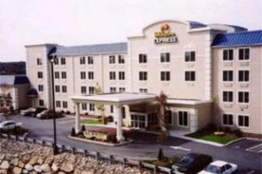 Hotel Holiday Inn Express Milford: Extérieur MILFORD (MA)