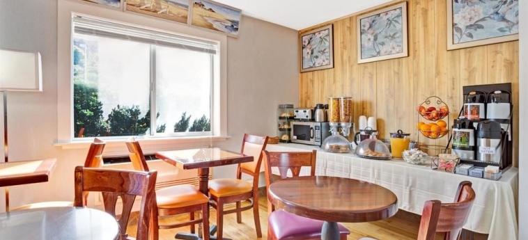 Hotel Travelodge: Breakfast Room MILL VALLEY (CA)
