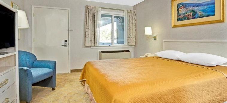 Hotel Travelodge: Guestroom MILL VALLEY (CA)