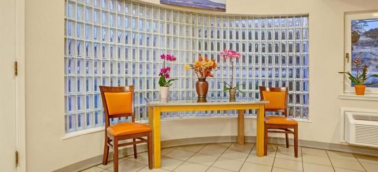 Hotel Travelodge: Lobby MILL VALLEY (CA)