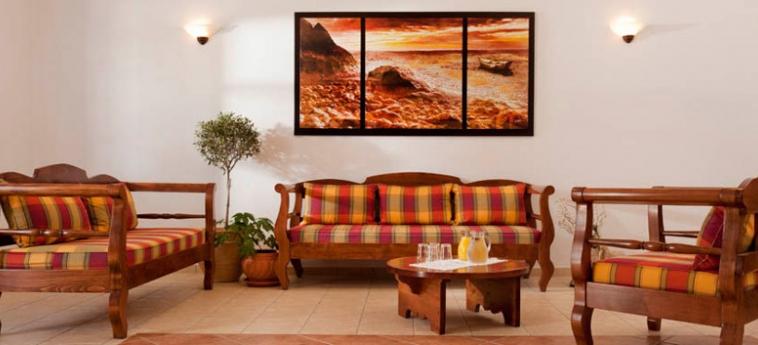 Hotel Eleni: Lobby MILOS