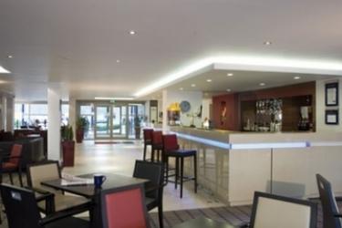 Hotel Holiday Inn Express Milton Keynes: Bar MILTON KEYNES