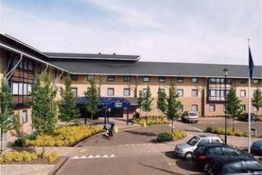 Hotel Holiday Inn Express Milton Keynes: Esterno MILTON KEYNES