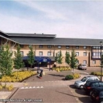 Hotel Holiday Inn Express Milton Keynes
