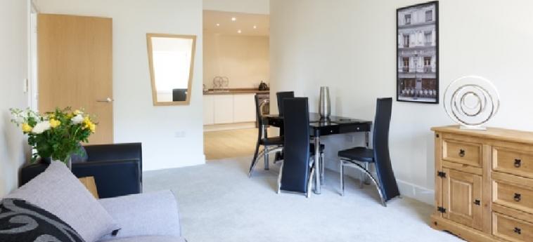 Charter House Serviced Apartments - Shortstay Mk: Apartamento MILTON KEYNES
