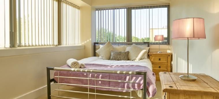 Charter House Serviced Apartments - Shortstay Mk: Habitaciòn Doble MILTON KEYNES