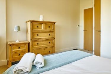 Charter House Serviced Apartments - Shortstay Mk: Chambre - Detail MILTON KEYNES