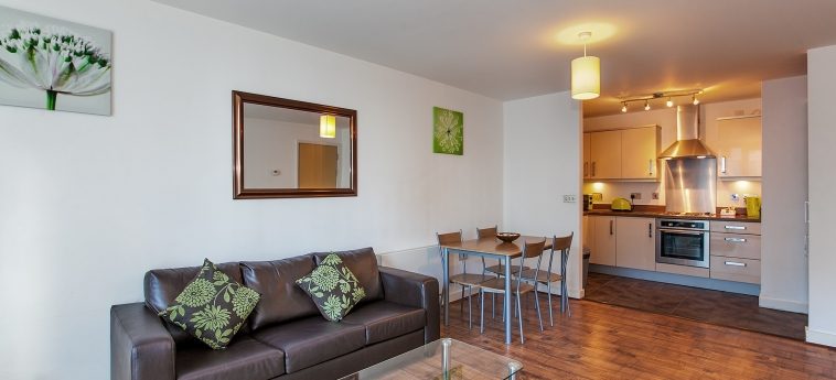 The Hub Serviced Apartments – Shortstay Mk: Appartamento MILTON KEYNES