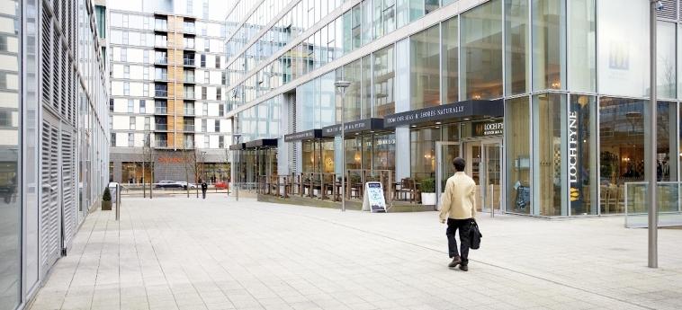 The Hub Serviced Apartments – Shortstay Mk: Dintorni MILTON KEYNES