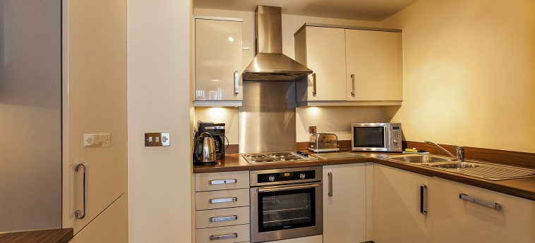 The Hub Serviced Apartments – Shortstay Mk: Particolare dell'Appartamento MILTON KEYNES
