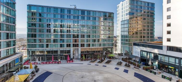 The Hub Serviced Apartments – Shortstay Mk: Vista MILTON KEYNES