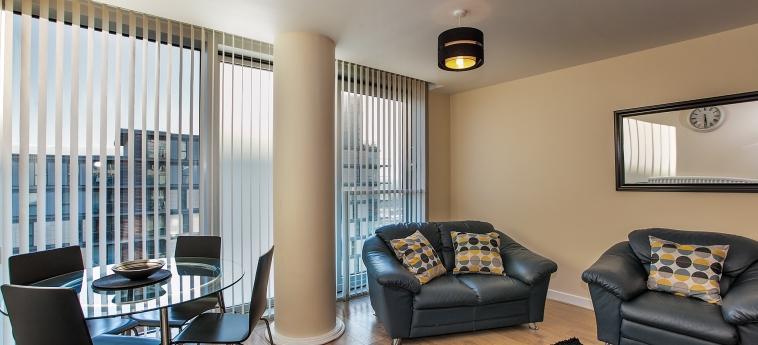 The Hub Serviced Apartments – Shortstay Mk: Appartement MILTON KEYNES