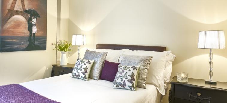 The Hub Serviced Apartments – Shortstay Mk: Chambre MILTON KEYNES