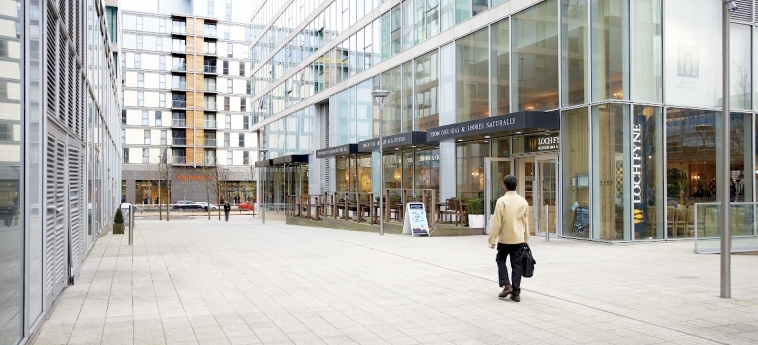 The Hub Serviced Apartments – Shortstay Mk: Environnement MILTON KEYNES