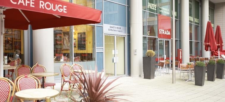 The Hub Serviced Apartments – Shortstay Mk: Extérieur MILTON KEYNES