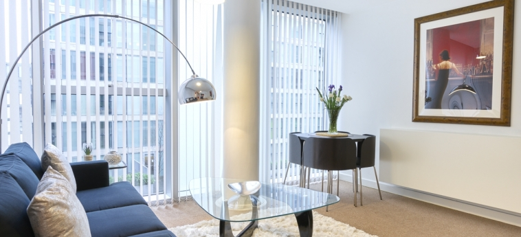 The Hub Serviced Apartments – Shortstay Mk: Salotto MILTON KEYNES