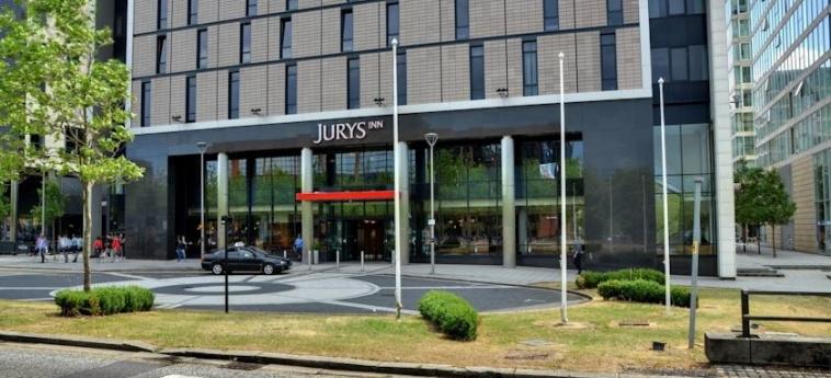 Hotel Jurys Inn Milton Keynes: Exterieur MILTON KEYNES