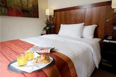 Hotel Holiday Inn Milton Keynes East M1 Jct 14: Chambre MILTON KEYNES