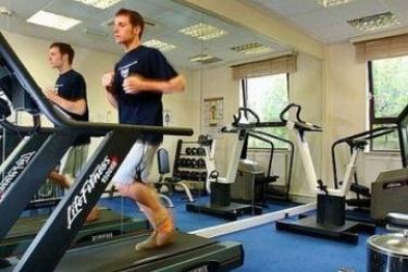 Hotel Holiday Inn Milton Keynes East M1 Jct 14: Fitnesscenter MILTON KEYNES
