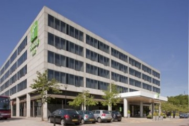Hotel Holiday Inn Milton Keynes Central : Exterior MILTON KEYNES