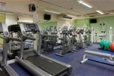 Hotel Holiday Inn Milton Keynes Central : Gym MILTON KEYNES