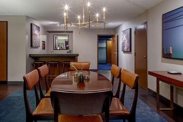 Hotel Hyatt Regency: Habitacion Suite MINNEAPOLIS (MN)