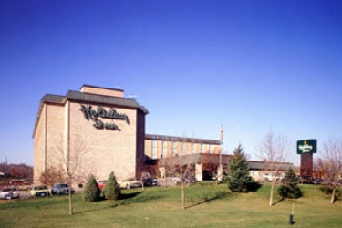 Hotel Holiday Inn Airport: Exterior MINNEAPOLIS (MN)