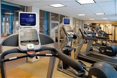 Hotel Holiday Inn Airport: Health Club MINNEAPOLIS (MN)