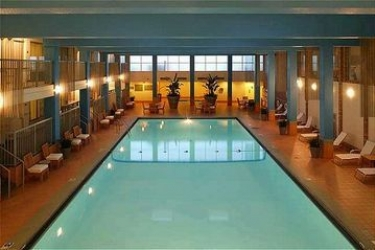 Hotel Holiday Inn Airport: Swimming Pool MINNEAPOLIS (MN)