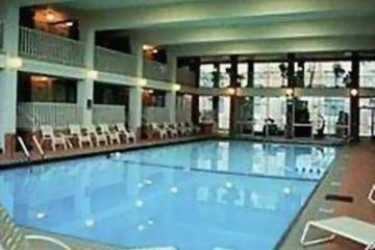 Hotel Holiday Inn Airport: Außenschwimmbad MINNEAPOLIS (MN)