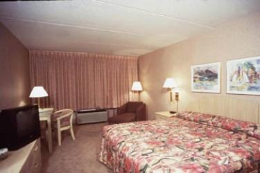 Hotel Holiday Inn Airport: Schlafzimmer MINNEAPOLIS (MN)