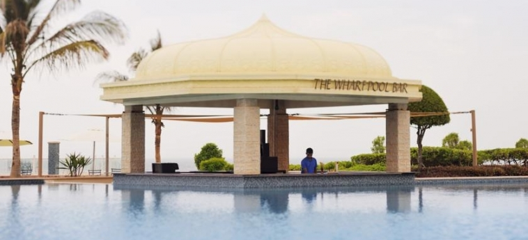 Hotel Kairaba Mirbat Resort: Bar MIRBAT