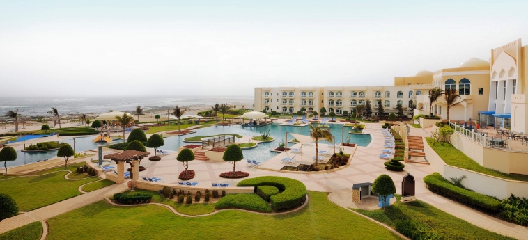 Hotel Kairaba Mirbat Resort: Extérieur MIRBAT